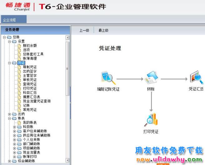用友T6V6.1ERP软件免费下载 用友T6 第2张