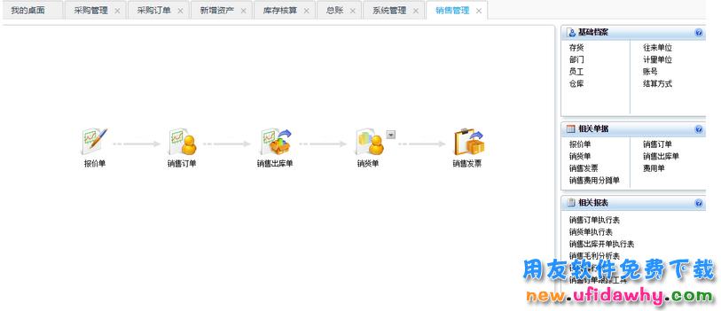 畅捷通T+V12.2标准版免费试用版下载地址 畅捷通财务软件 第6张