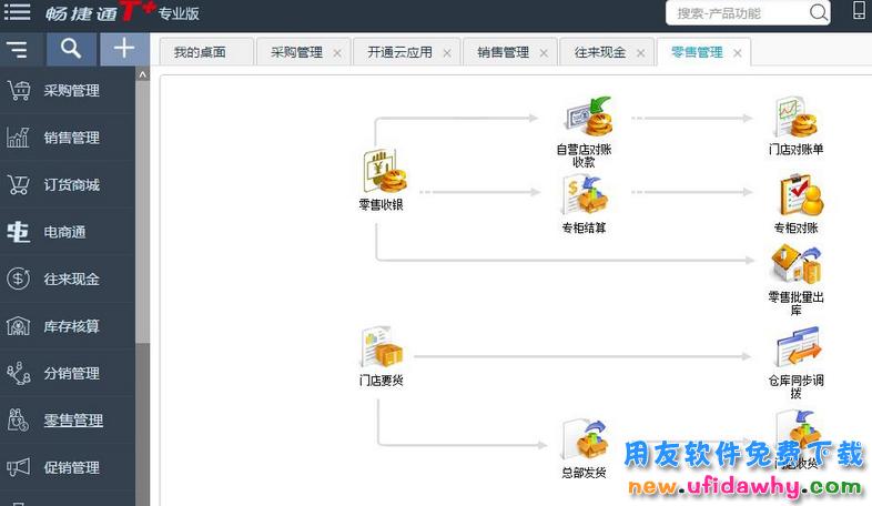 畅捷通T+V12.2专业版免费试用版下载地址 畅捷通财务软件 第6张