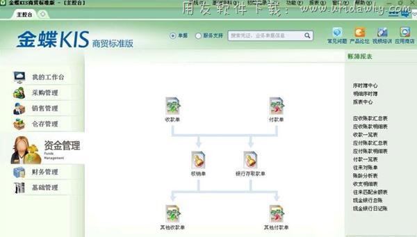 金蝶KIS商贸标准版V6.0免费版下载地址 金蝶软件 第5张