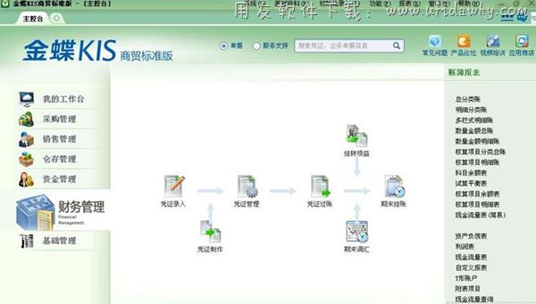 金蝶KIS商贸标准版V6.0免费版下载地址 金蝶软件 第6张